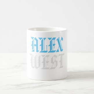 Alex West Mug 11oz