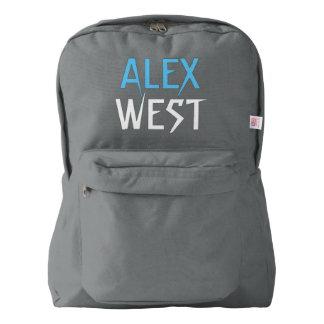 Alex West School Bag Backpack