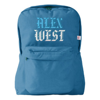 Alex West School Bag Backpack