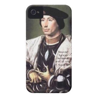 Alexander Agricola (Ackerman) Case-Mate iPhone 4 Case