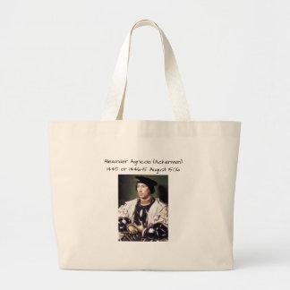 Alexander Agricola (Ackerman) Large Tote Bag