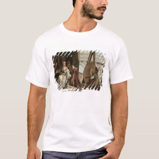 Alexander and Campaspe at the house of the painter T-Shirt