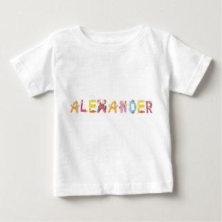 Alexander Baby T-Shirt