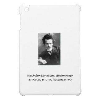 Alexander Borisovich Goldenweiser iPad Mini Case