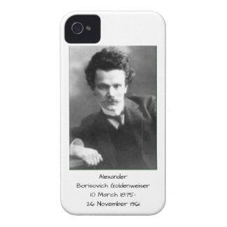 Alexander Borisovich Goldenweiser iPhone 4 Case
