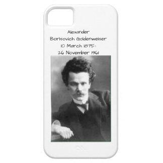 Alexander Borisovich Goldenweiser iPhone 5 Case