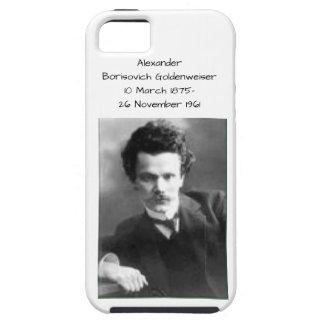Alexander Borisovich Goldenweiser iPhone 5 Covers