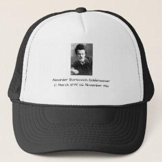 Alexander Borisovich Goldenweiser Trucker Hat