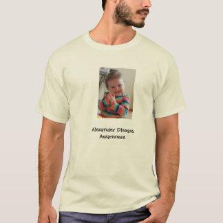 Alexander Disease Awareness Team Olivia Kay T-Shirt
