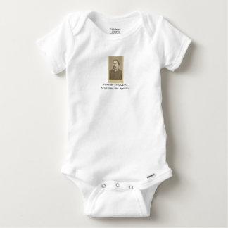 Alexander_Dreyschock-1 Baby Onesie