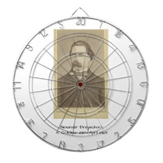 Alexander Dreyschock Dartboard