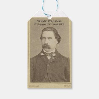 Alexander Dreyschock Gift Tags