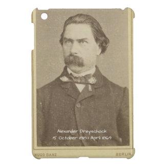 Alexander Dreyschock iPad Mini Cover