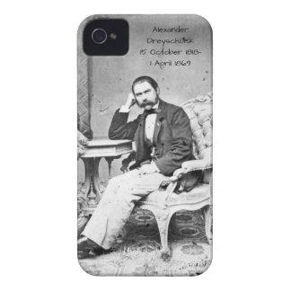 Alexander Dreyschock iPhone 4 Cover