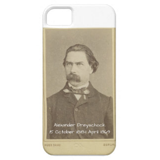 Alexander Dreyschock iPhone 5 Covers