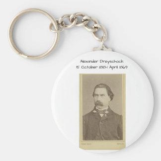Alexander Dreyschock Keychain