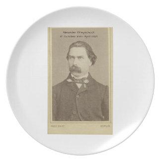 Alexander Dreyschock Plate