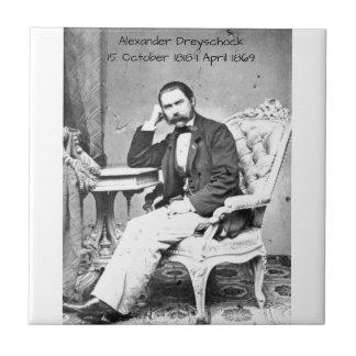Alexander Dreyschock Tile
