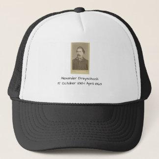 Alexander Dreyschock Trucker Hat