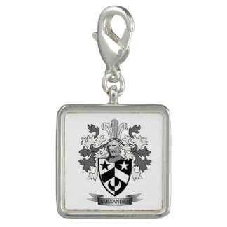 Alexander Family Crest Coat of Arms Photo Charms