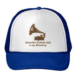 Alexander Graham Bell est mon Homeboy Casquettes