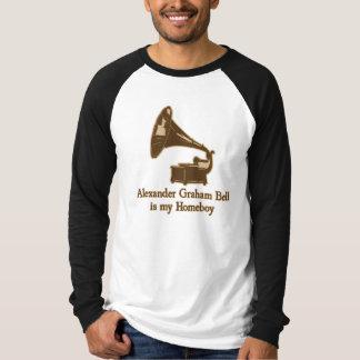Alexander Graham Bell est mon Homeboy T-shirt