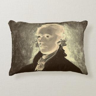 Alexander Hamilton Accent Pillow