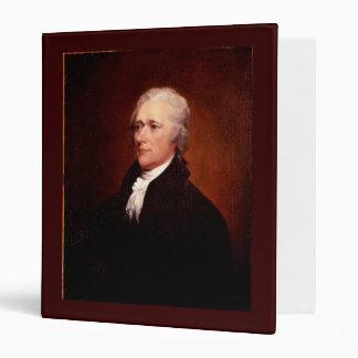 Alexander Hamilton Binders