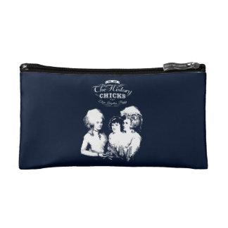 Alexander Hamilton. Eliza, Angelica, Peggy. Makeup Bag