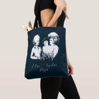 Alexander Hamilton. Eliza, Angelica, Peggy. Tote Bag