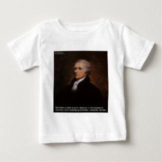 Alexander Hamilton Gifts Baby T-Shirt