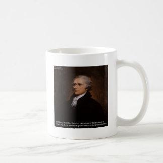 Alexander Hamilton Gifts Coffee Mug