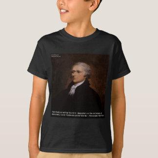 Alexander Hamilton Gifts T-Shirt
