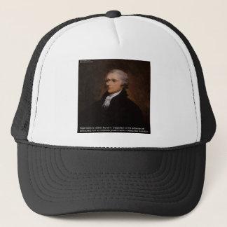 Alexander Hamilton Gifts Trucker Hat
