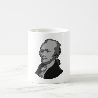 Alexander Hamilton Graphic Coffee Mug
