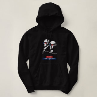 Alexander Hamilton Washington Party Like a Patriot Hoodie