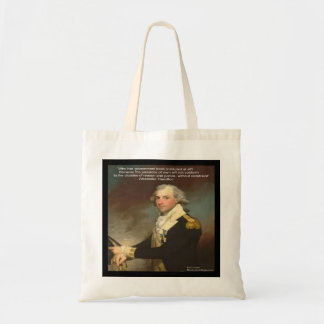 "Alexander Hamilton & ""Why Government"" Budget Tote"