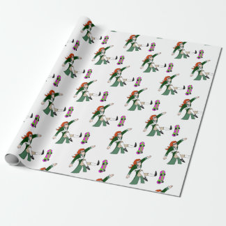 Alexander Hoemilton Wrapping Paper