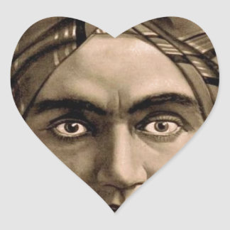 Alexander Knows Heart Sticker
