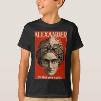 Alexander Knows T-Shirt