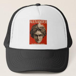 Alexander Knows Trucker Hat