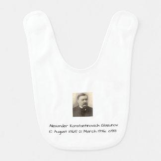 Alexander Konstamtinovich Glazunov c1913 Bib