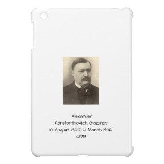 Alexander Konstamtinovich Glazunov c1913 iPad Mini Case
