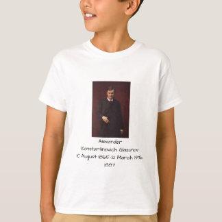 Alexander Konstamtinovich Glazunov c1913 T-Shirt