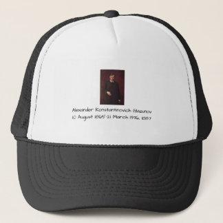 Alexander Konstamtinovich Glazunov c1913 Trucker Hat