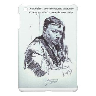 Alexander Konstantinovich Glazunov 1899 iPad Mini Case