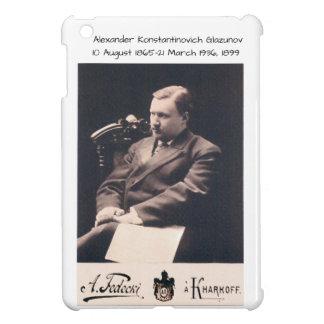 Alexander Konstantinovich Glazunov 1899 iPad Mini Cover