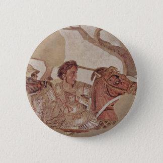 Alexander the Great at War 2 Inch Round Button