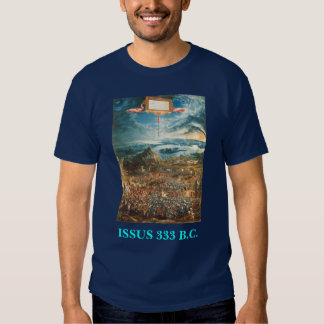 Alexander the Great - Battle of Issus Shirt