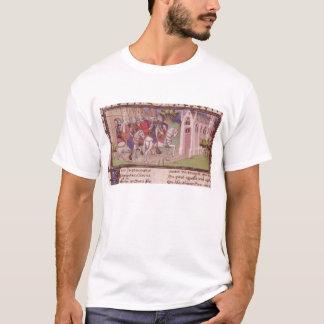 Alexander the Great Leaving Macedon T-Shirt